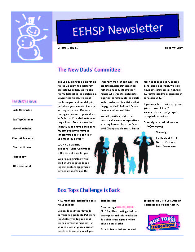EEHSP Newsletter 1_Page_1